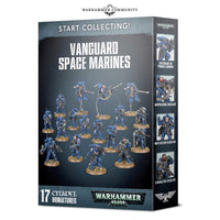 Start Collecting: Vanguard Space Marines