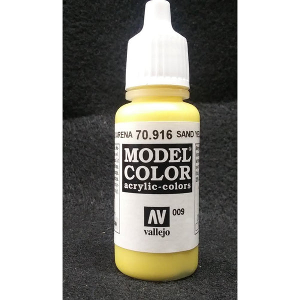 Sand Yellow 17ml