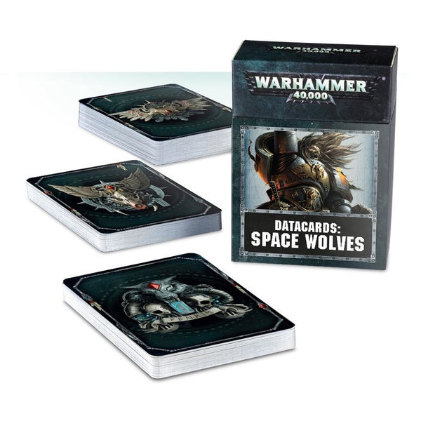 Datacards: Space Wolves 2018