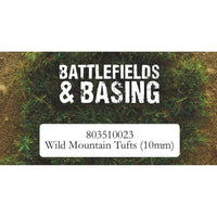 Warlord Scenics: Wild Mountain 10mm Tufts