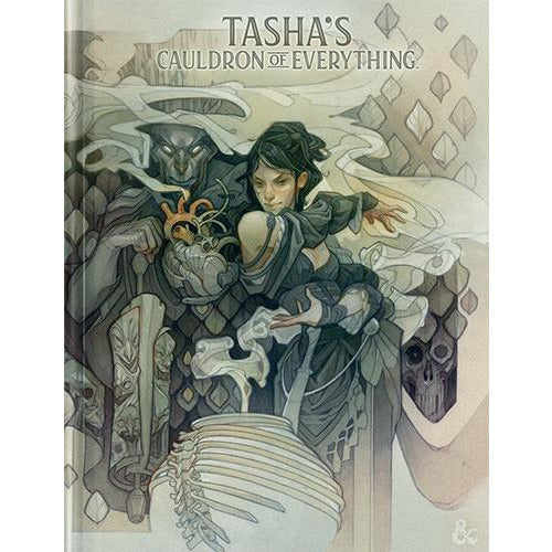 Tasha`s Cauldron of Everything Alternate Cover (LE) (Pre-order)