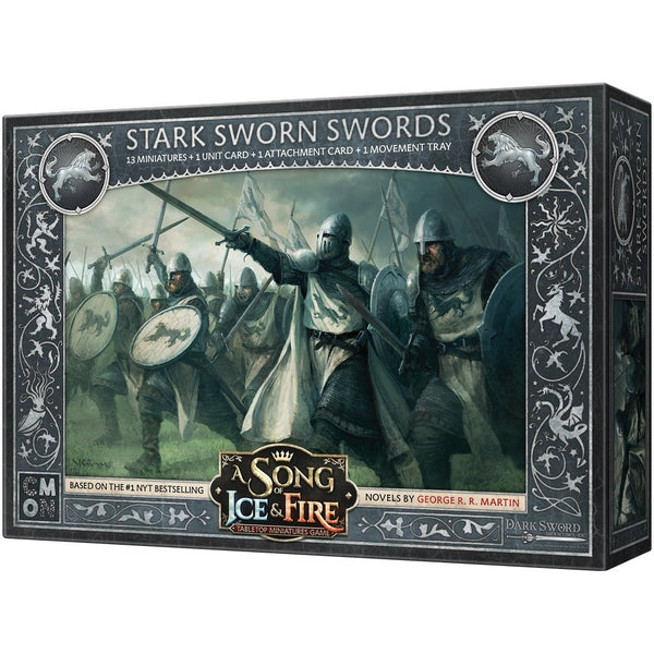 Stark Sworn Swords Unit Box