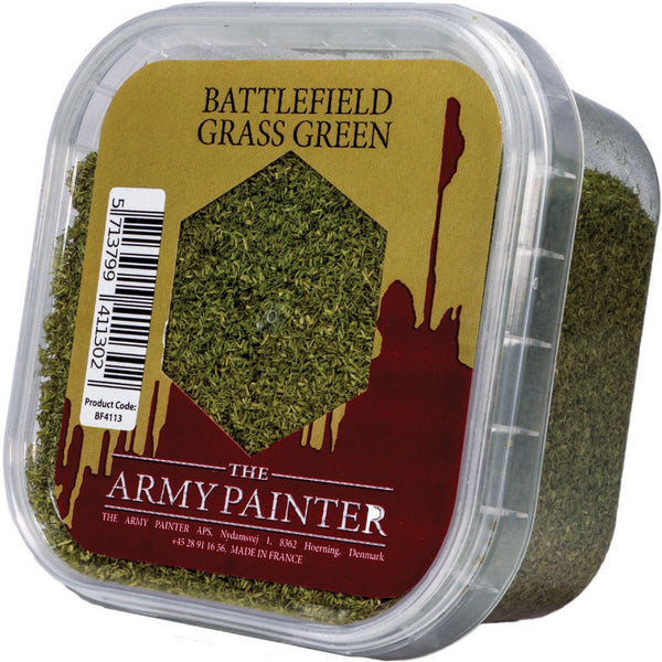 Battlefields: Battlefield Grass Green