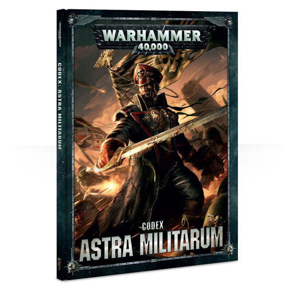 Codex: Astra Militarum 2018