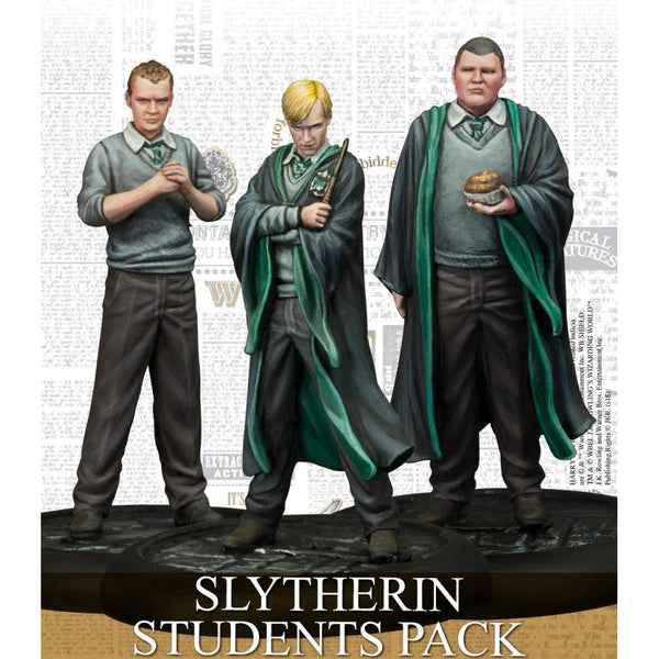Slytherin Students Pack
