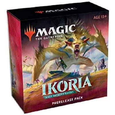 Ikoria Pre-Release Pack PLUS TWO FREE BOOSTERS