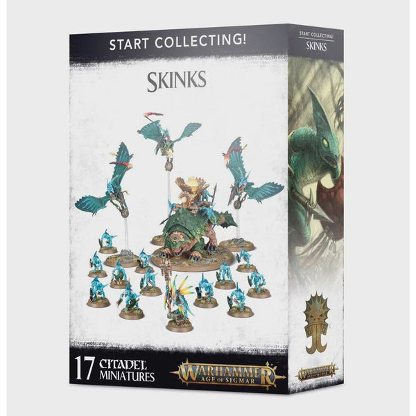 Start Collecting! Skinks (2020)