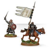 Armoured Boromir (Foot & Mounted) (GWD)