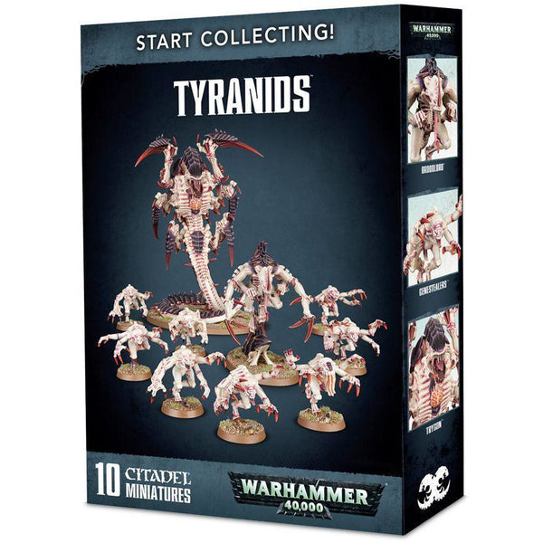 Start Collecting: Tyranids