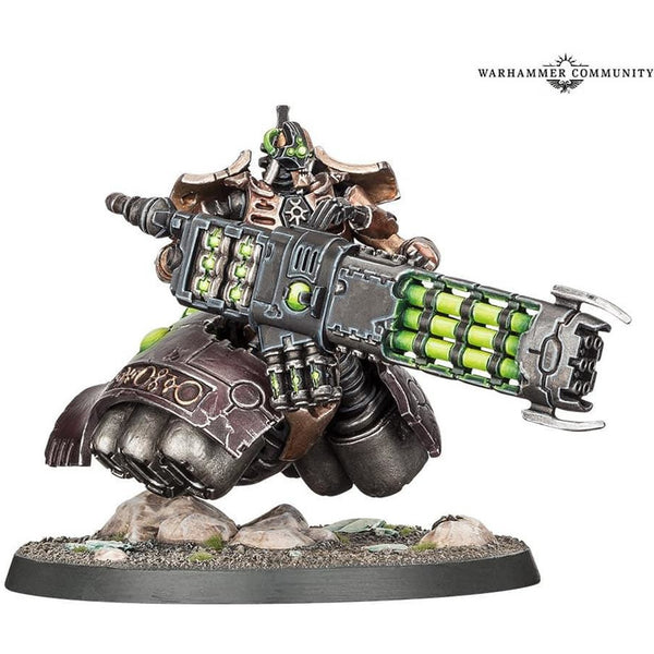Necron Lokhusts Heavy Destroyer