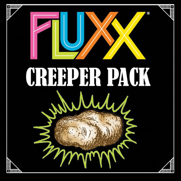 Fluxx 5.0: Creeper Pack Expansion