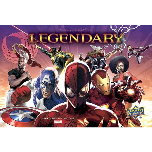 Legendary: Marvel Civil War