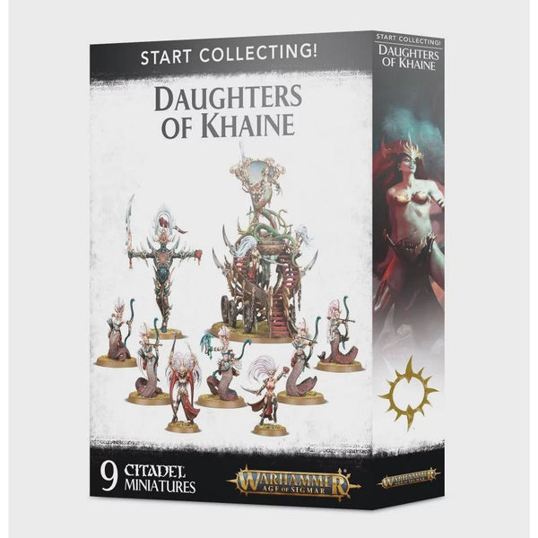 Start Collecting! Daughters of Khaine (2020)