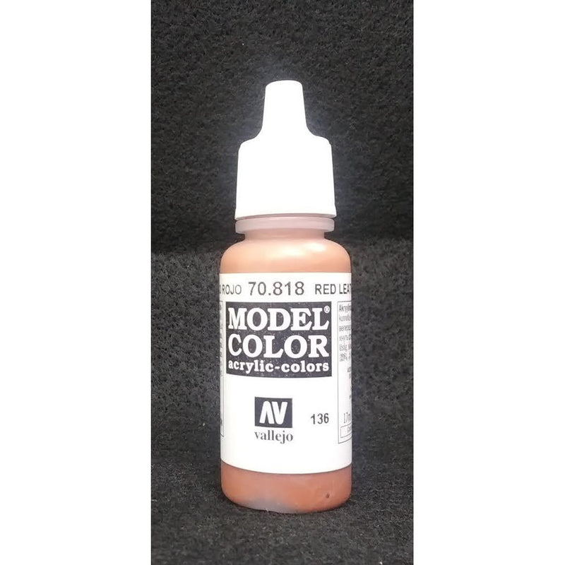 Model Color: Red Leather (17ml)