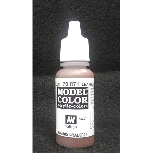 Model Color: Leather Brown (17ml)