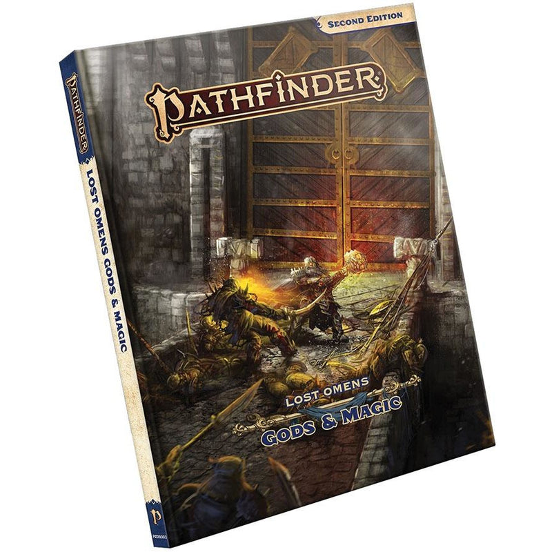 Pathfinder RPG: Lost Omens Gods and Magic Hardcover (P2)