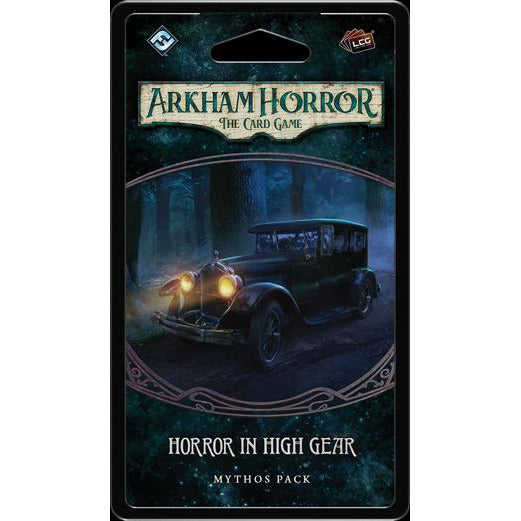Arkham Horror LCG: Horror in High Gear