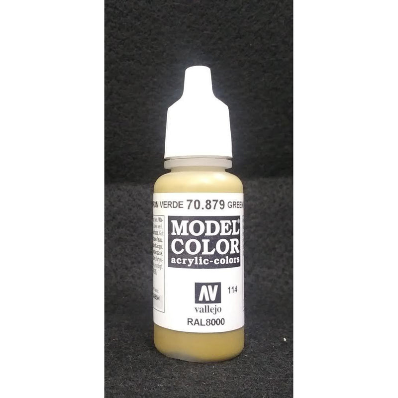Model Color: Green Brown (17ml)