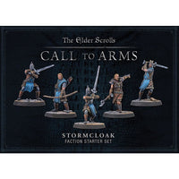Call To Arms: Stormcloak Plastic Faction Starter