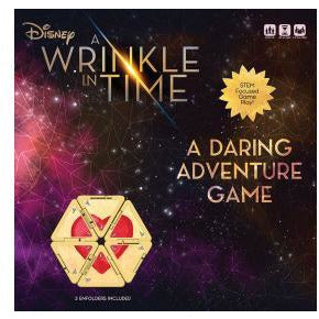 A Wrinkle In Time Daring Adventure Game