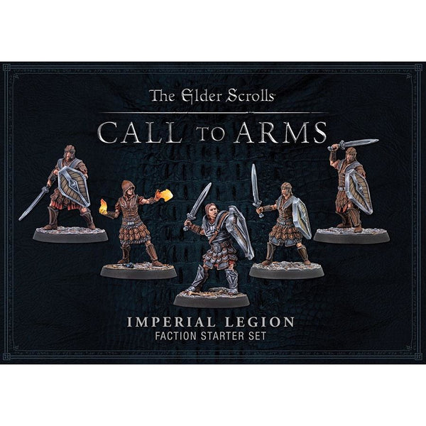 Call To Arms: Imperial Legion Plastic Faction Starter