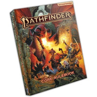 Pathfinder 2nd Edition RPG: Core Rulebook Hardcover