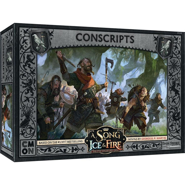 Night`s Watch Conscripts Unit Box