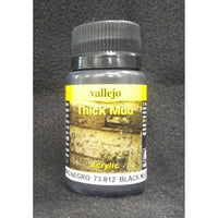 Weathering Effects: Black Thick Mud (40ml)