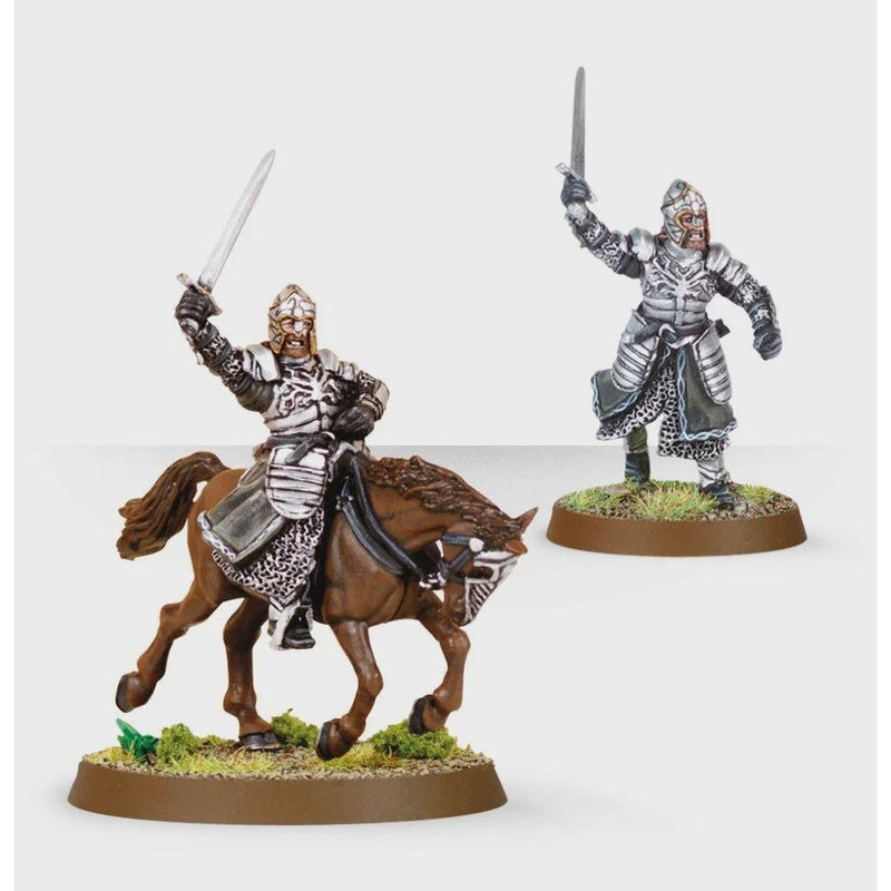 Faramir Foot and Mounted (GWD)