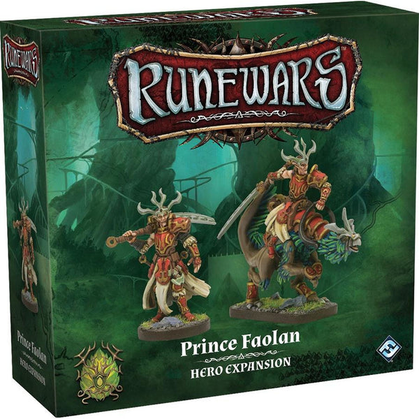 Prince Faolan Hero Expansion