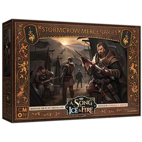 Stormcrow Mercenaries Unit Box