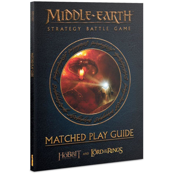 Middle-Earth Strategy Battle Game Matched Play Guide (GWD)