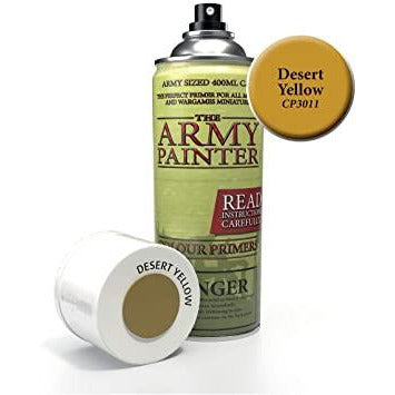 Colour Primer: Desert Yellow