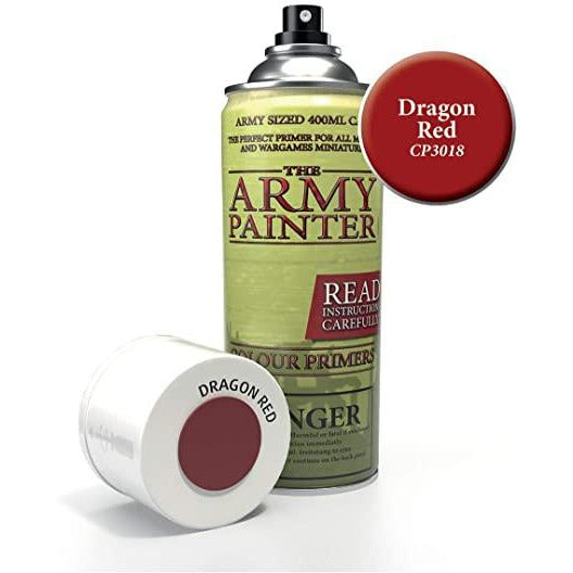 Colour Primer: Dragon Red