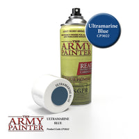 Colour Primer: Ultra Marine Blue