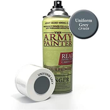 Colour Primer: Uniform Grey