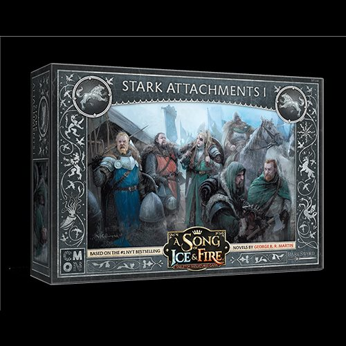 Stark Attachments 1 (Pre-order)