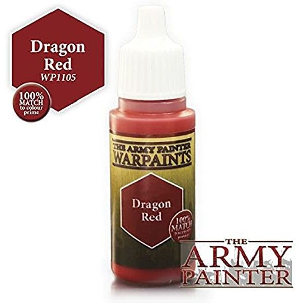Warpaints: Dragon Red 18ml