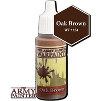 Warpaints: Oak Brown 18ml
