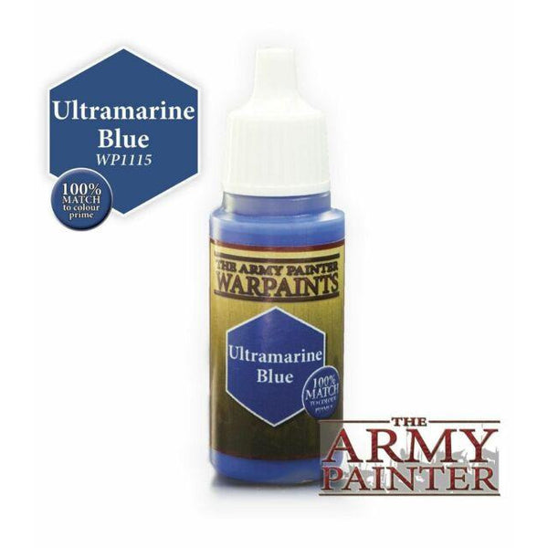 Warpaints: Ultramarine Blue 18ml