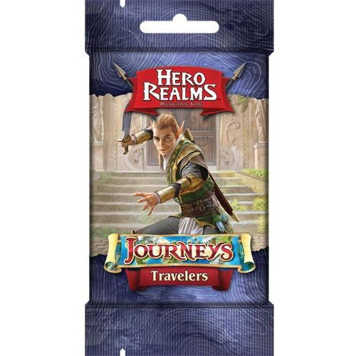 Hero Realms: Journeys Travelers Pack