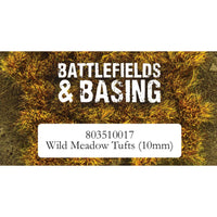 Warlord Scenics: Wild Meadow 10mm Tufts