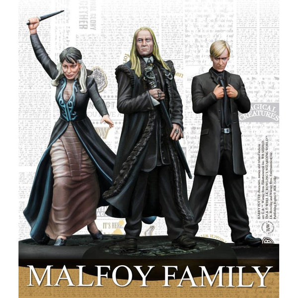 Malfoy Family Pack