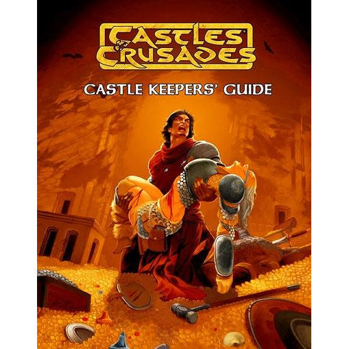Castles and Crusades RPG: Keeper`s Guide Hardcover (full color)