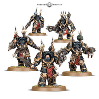 Chaos Space Marine Terminators (2019)