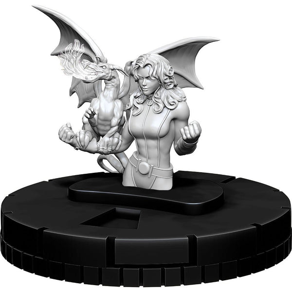Deep Cuts Unpainted Miniatures - Kitty Pryde