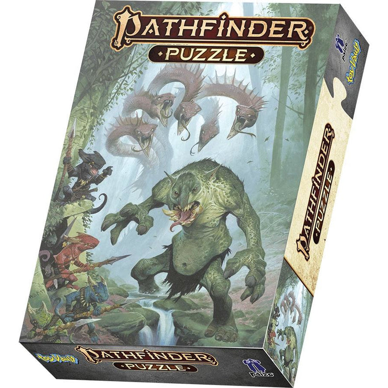 Pathfinder 1000 Piece Puzzle: Bestiary*