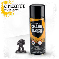 Citadel Black Spray Primer