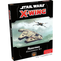 X-Wing  Resistance Conversion Kit