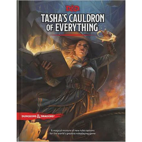 Tasha`s Cauldron of Everything (Pre-order)
